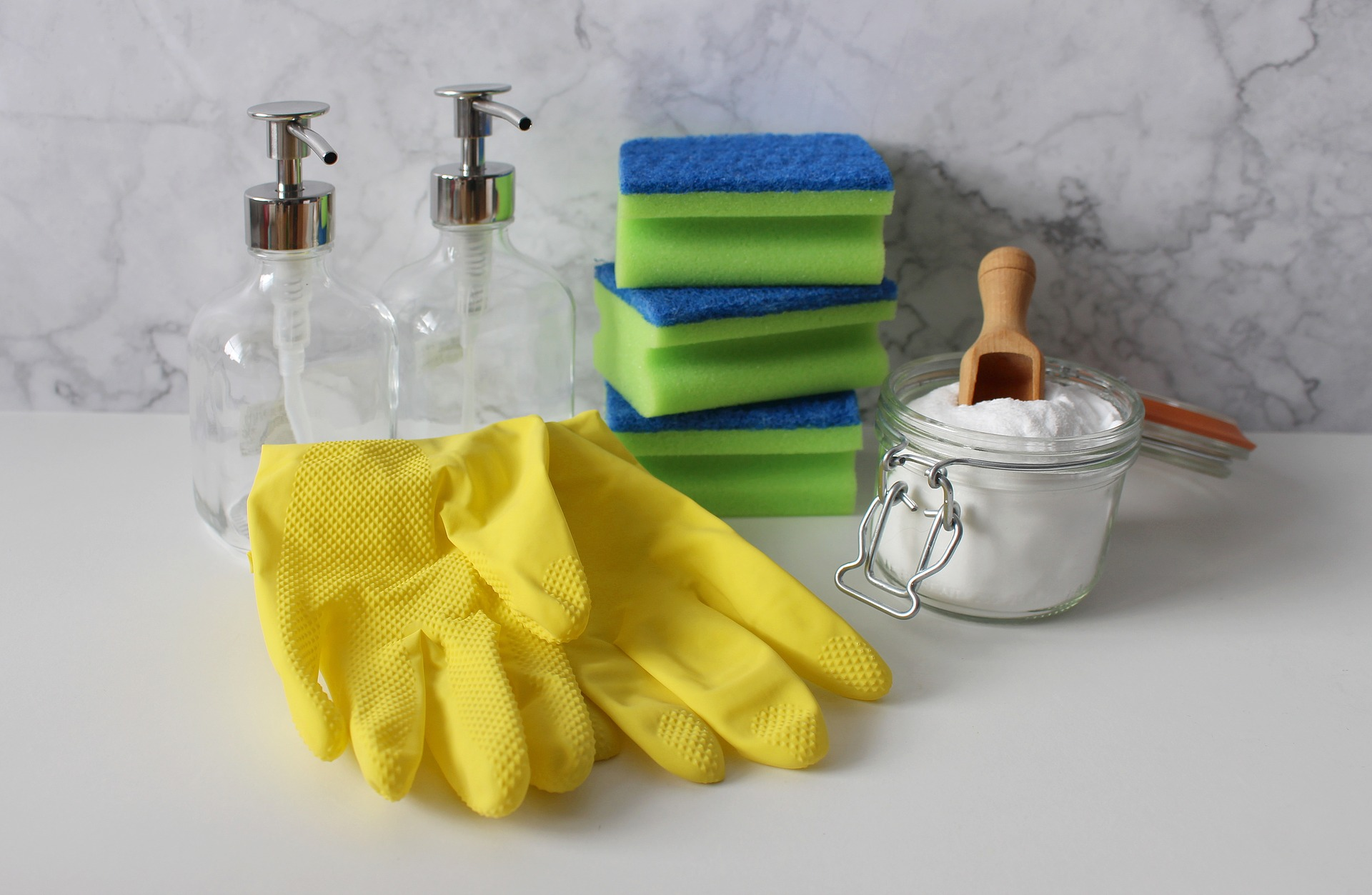 A Healthy And Clean Home: Chemical Free