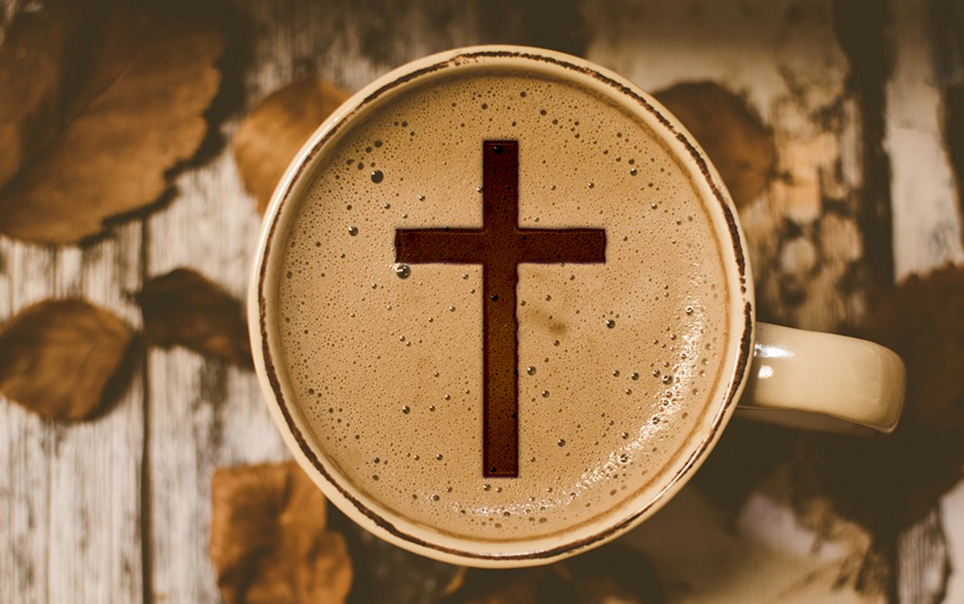 Coffee And The Cross