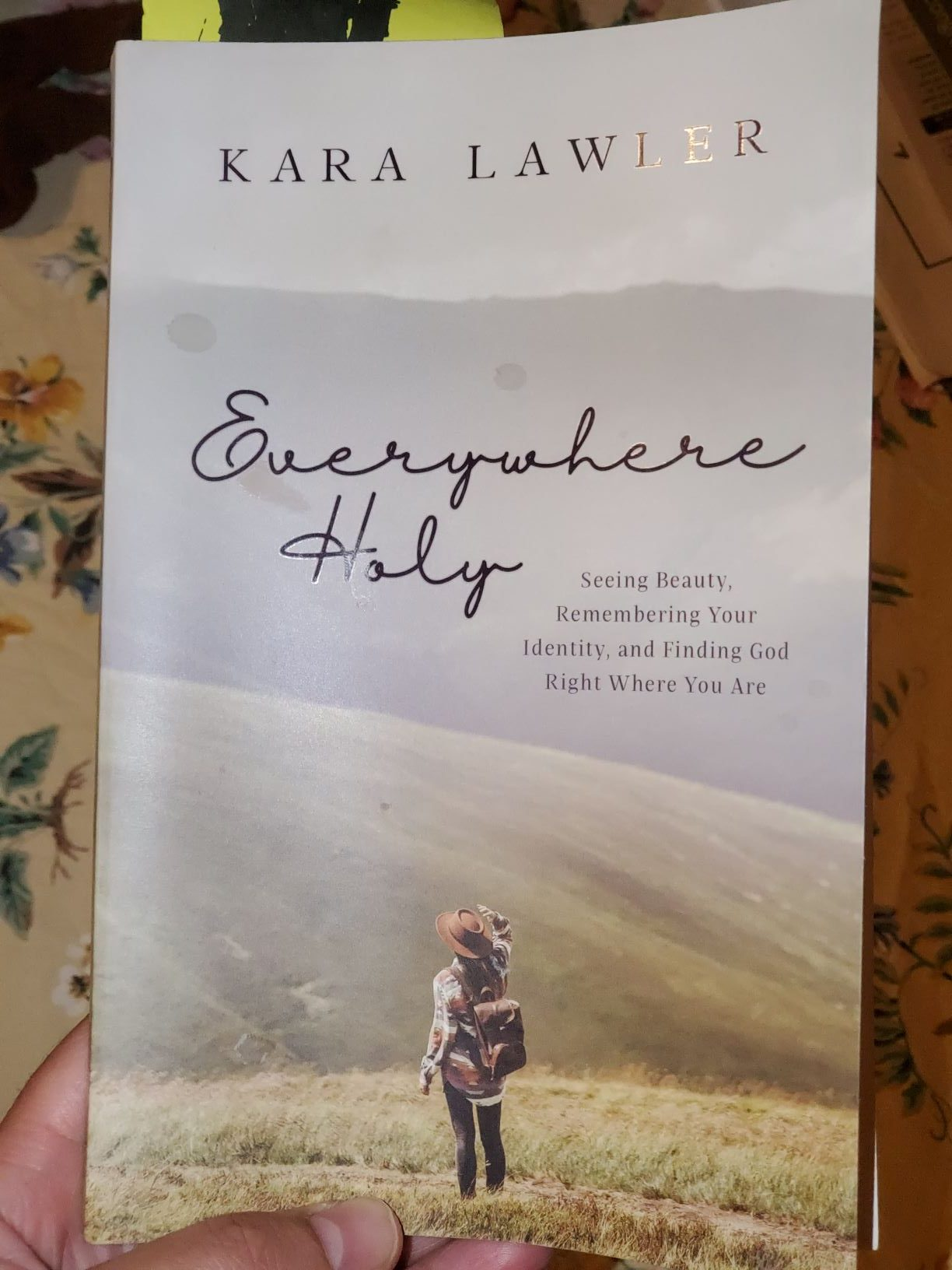 Everywhere Holy By Kara Lawler Book Review